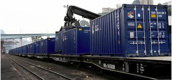 铁路货运降价降费,磨企运输得实惠